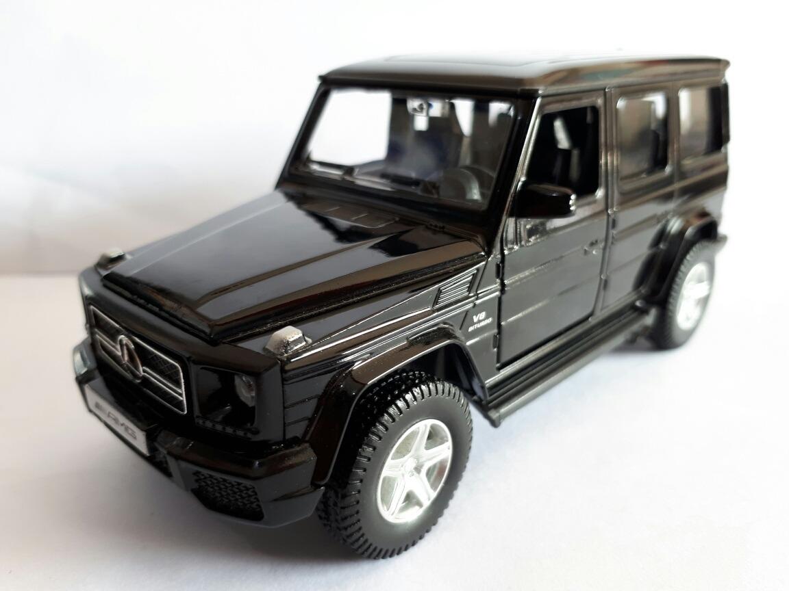 Mercedes  Benz G63 Amg Miniatura Metal Brinquedo. Carregando Zoom.