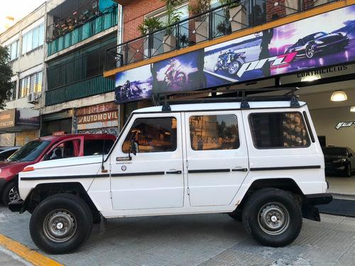 mercedes benz gd240 station wagon 1981 4x4 jeep todo terreno