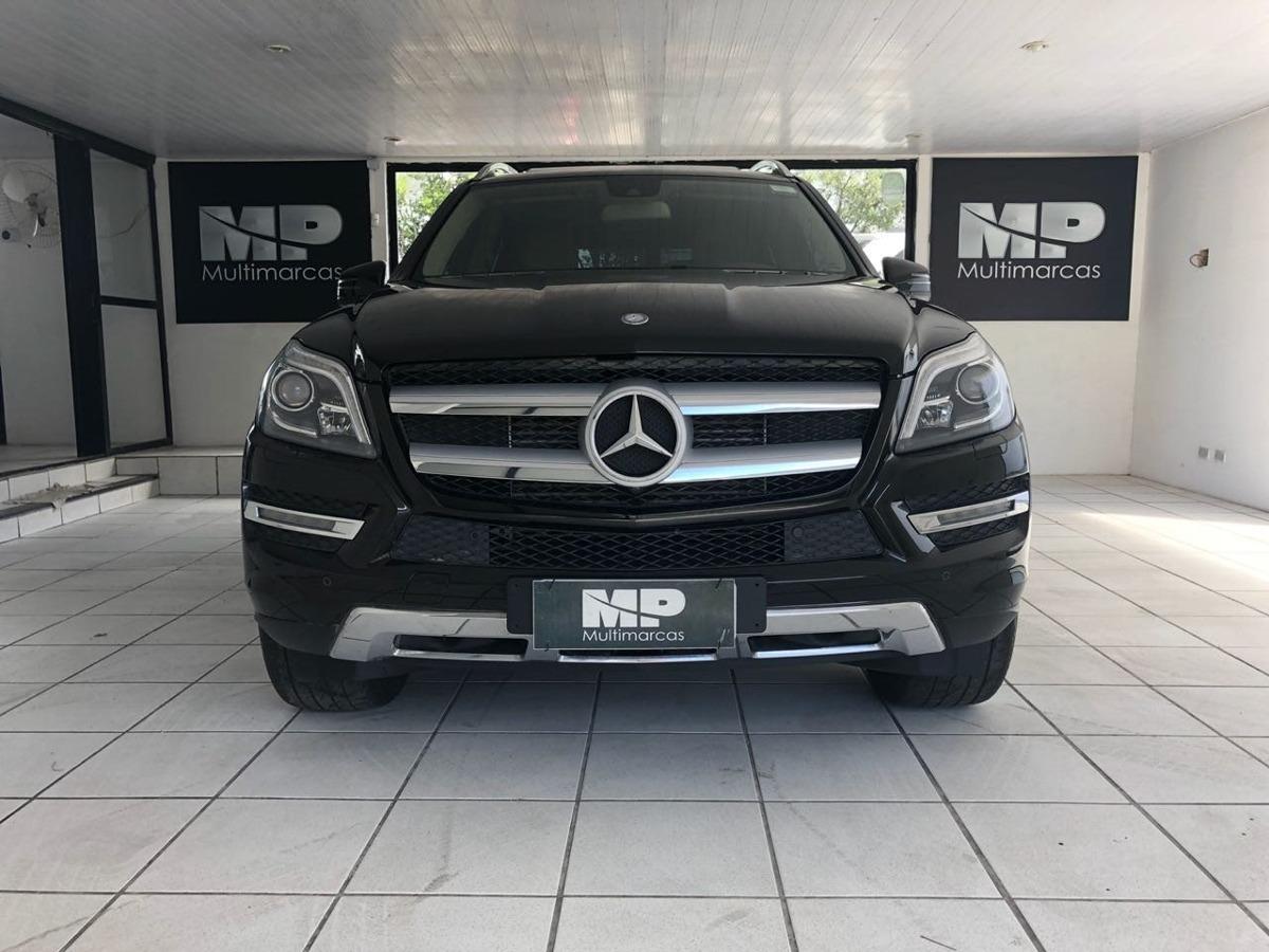 Mercedes Benz Gl 350 3.0 Bluetec Sport 4x4 V6 Diesel 4p. Carregando Zoom.