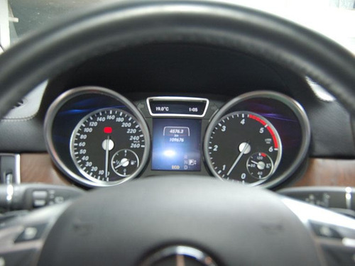 mercedes benz gl 350 bluetec 3.0 diesel 2014