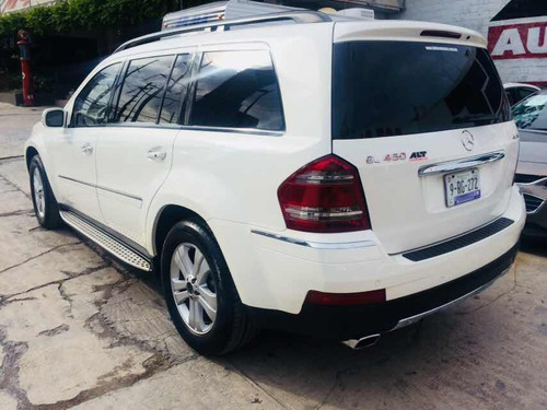 mercedes benz gl 450 2008