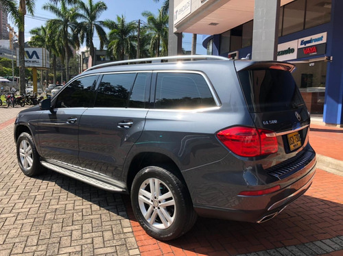 mercedes-benz gl 500 4matic 4.7t at 4x4 2016