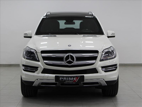 mercedes-benz gl 500 mercedes gl500 4.7 v8 blindada prime ve