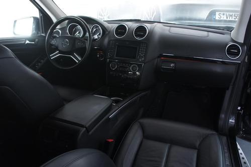 mercedes-benz gl class 5p gl 500 aut