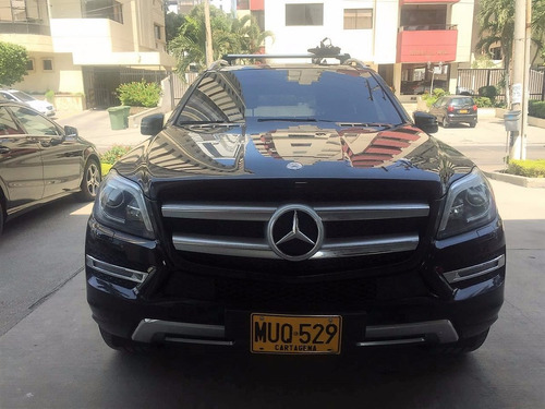 mercedes benz gl500 4 matic 2015