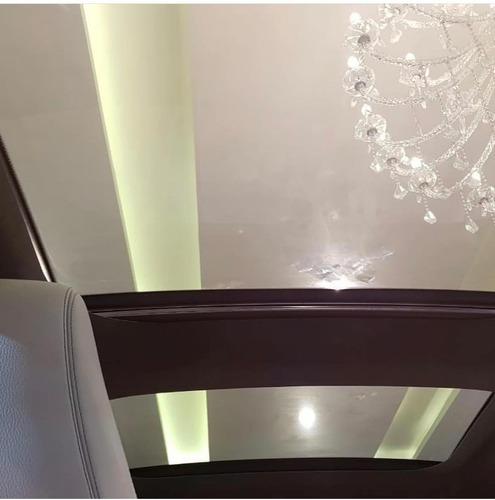 mercedes-benz gla 1.6 vision turbo 5p 2015 interior branco