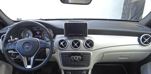 mercedes benz gla 200 1.6 advance turbo. cinza 2014/15