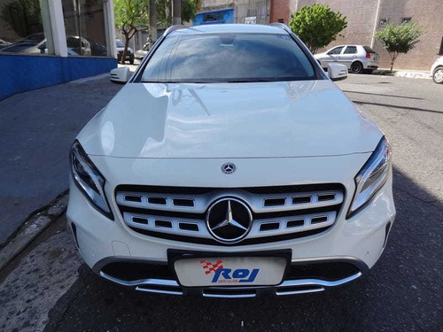 mercedes-benz gla 200 1.6 cgi advance 16v turbo 4p 2018