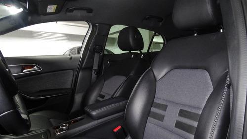 mercedes-benz gla 200 1.6 cgi style 16v turbo flex 4p