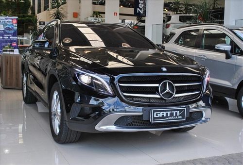 mercedes-benz gla 200 1.6 cgi vision 16v turbo