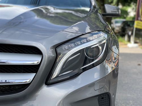 mercedes-benz gla 200 1.6 cgi vision 16v turbo flex 4p
