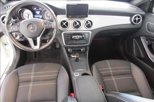 mercedes-benz gla 200 1.6 cgi vision 16v turbo gasolina 4p a