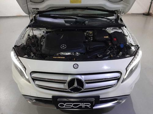 mercedes -benz gla 200 advance 1.6 turbo flex 2015 48 mil km