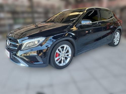 mercedes-benz gla 200 vis. black ed. 1.6 tb 16v  aut.