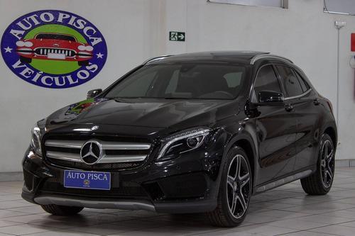 mercedes-benz gla 250 2.0 16v turbo gasolina sport 4p