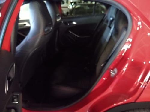 mercedes benz gla250 cgi sport aut. 2019 rojo