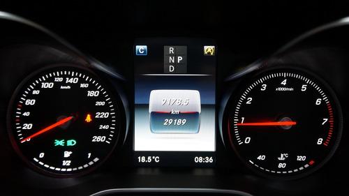 mercedes benz glc 300 4matic at 2016 29.000 kms