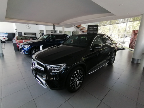 mercedes benz glc 300 4matic coupe 2020
