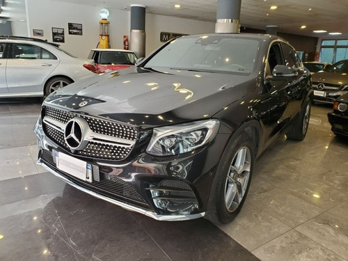 mercedes benz glc 300 amg coupe 2018