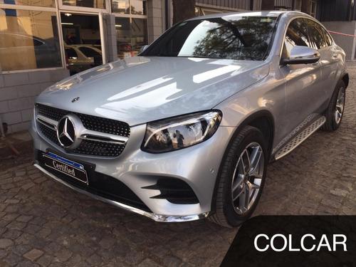 mercedes benz glc 300 coupe 2018  73.000 km !!