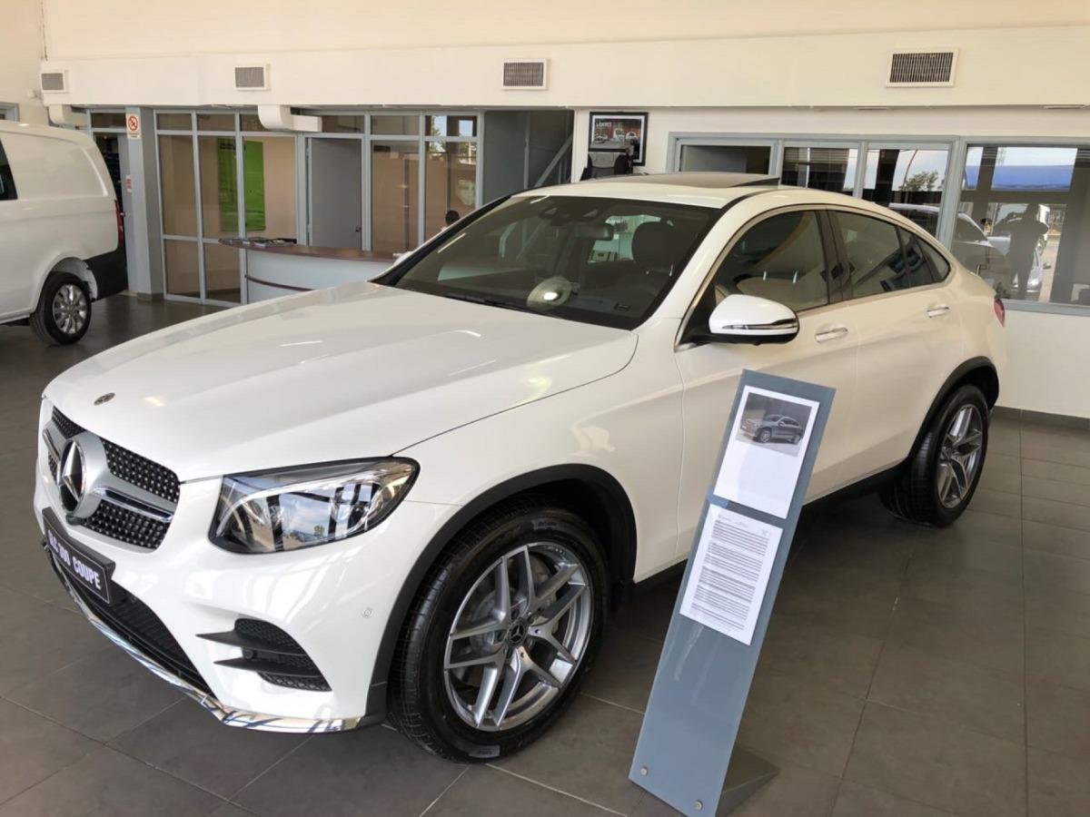 Mercedes Benz Glc 300 Coupe 4matic 0km 2019 Besten