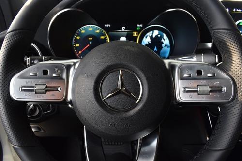 mercedes benz glc 300 coupe amg - car cash