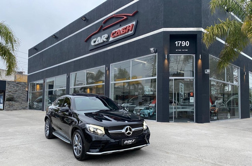 mercedes benz glc 300 coupe amg-line - car cash