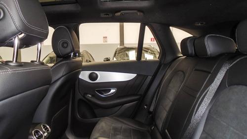 mercedes benz glc highway turbo blindado nível 3 a 2018
