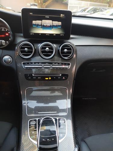 mercedes benz glc300 coupe - tipo de cambio oficial