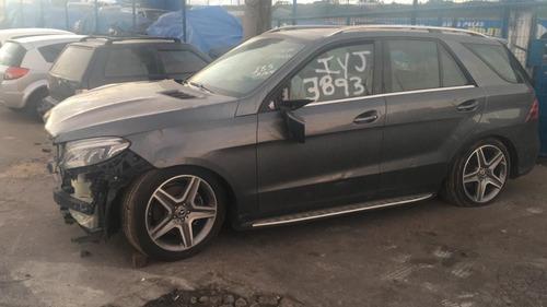 mercedes benz gle 2018 kit airbag motor caixa  cambio sucata