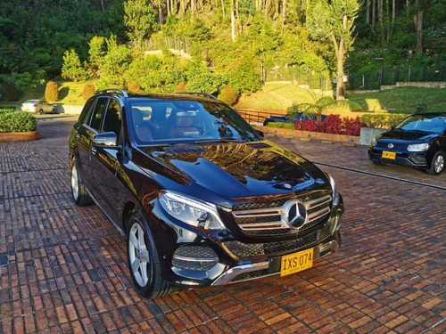 mercedes benz gle 250 d 4matic 2016