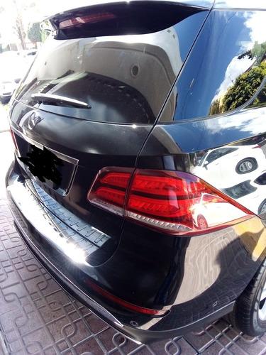 mercedes benz gle 350 exclusive motor v6 3.5lt nos 2017