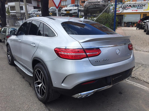 mercedes benz gle 350d 4matic  paquete  amg