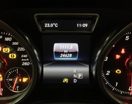 mercedes benz gle 400 3.0 v6 coupe 333cv vermelho 2015/16