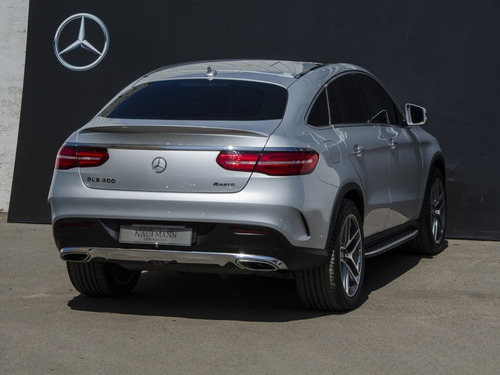 mercedes-benz gle 400 4matic coupe