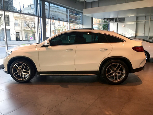 mercedes benz gle 400 amg line coupe 333cv 4matic 0km +color