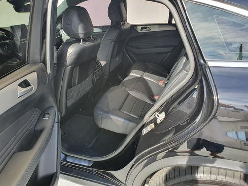 mercedes-benz gle-400 coupé 4matic 3.0 v6 aut. 2017