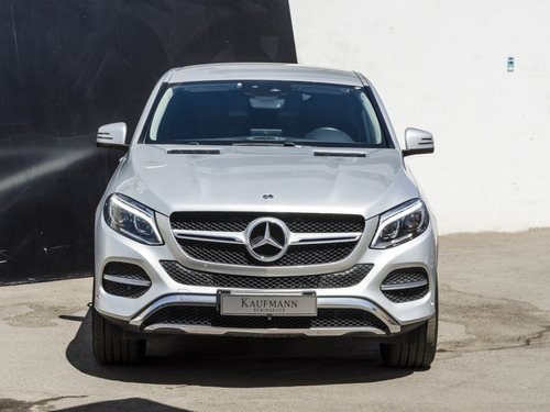mercedes-benz gle 400 coupe 4matic