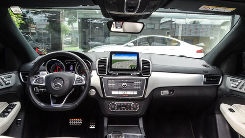 mercedes-benz gle 43 amg 3.0 v6 gasolina coupé 4matic