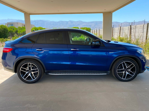mercedes benz gle 43 amg coupe