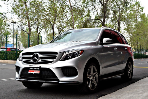 mercedes benz gle 500 2016