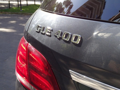 mercedes-benz gle 500 4-matic