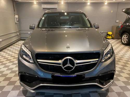 mercedes benz gle 63 s amg 2018 charliebrokers gris