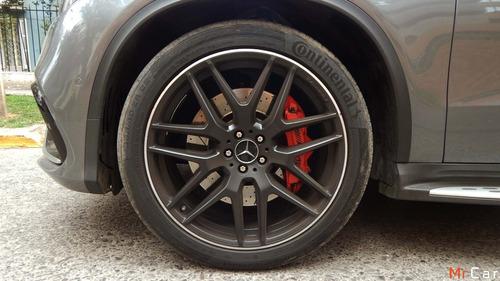 mercedes benz gle 63 s amg coupé 2018