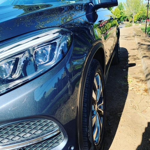 mercedes benz gle coope 350d  año 2016