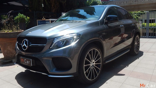 mercedes benz gle43 coupe amg