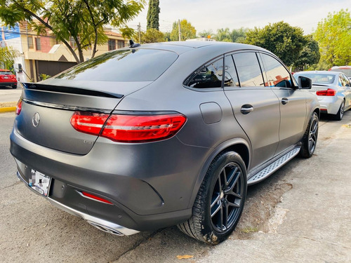mercedes benz  gle450 coupe 2016