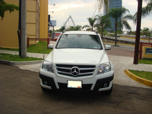 mercedes benz glk 300 2012 blanco