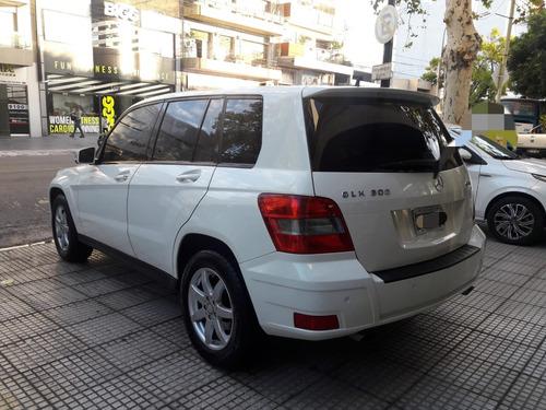 mercedes-benz glk 300 4matic sport 231cv at 2011
