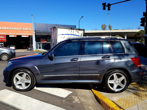 mercedes benz glk 300 año 2013 5pt color gris  as automobili
